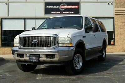 2002 Ford Excursion  7.3 diesel free shipping warranty clean limited finance 4x4 cheap