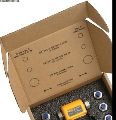 Fluke 750PA6 Absolute Pressure Module 0-100 psia (0-7 Bar) 4X Burst Rating