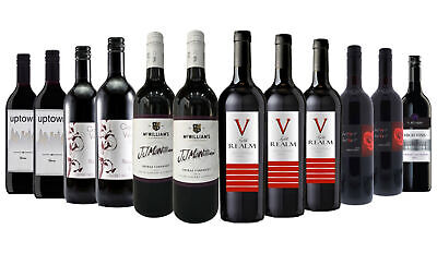 $69 Delivered 12x750ml Quality Red Wine Mixed RRP$219 Free Shipping