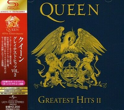 Queen - Vol. 2-Greatest Hits (CD Used Very Good)