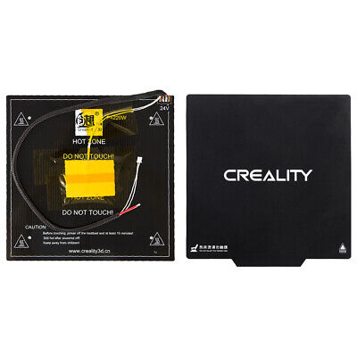 Creality Ender 3 Pro 3D Printer Heated Print Bed + Magnetic Sticker