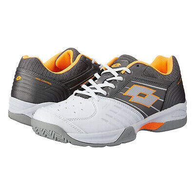 LOTTO Men's T Tour 600 X Tennis Shoes All Court Sports Sneakers Trainers