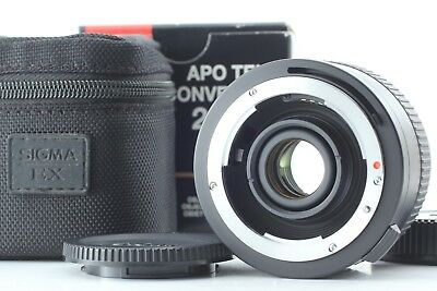[Mint in Box] SIGMA APO TELE CONVERTER 2x EX DG with Case for Nikon from Japan