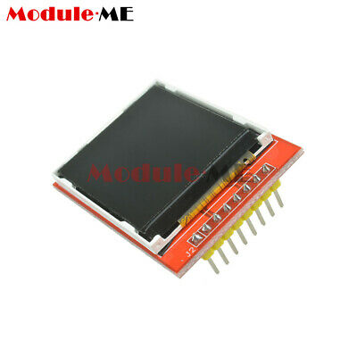 """128X128 1.44"""" Serial SPI Red Color TFT LCD Module Display Replace Nokia 5110 LCD"""
