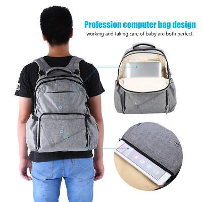 Mummy Maternity Baby Nappy Diaper Changing Multifunction Large Shoulder Bag BH