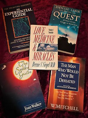"L@@k!""new Age"" -"" Metaphyscial Soul Healing""  Book Lot- Bj20"