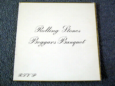 The Rolling Stones-Beggars Banquet-1St Press Unboxed Stereo Skl.4955 1968