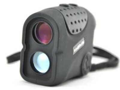 Visionking 6x21 Laser Range Finder Hunting Golf Rain Model 1000 meters & yards