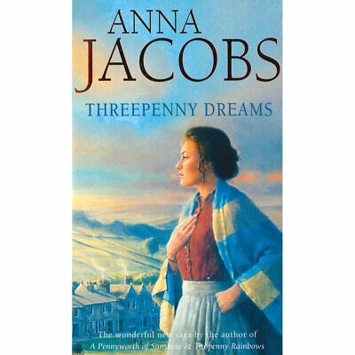 Threepenny Dreams by Anna Jacobs (Paperback), Books, Brand New
