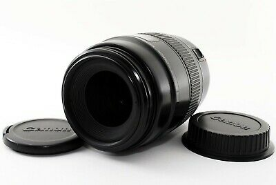 Canon EF Macro 100mm F/2.8 Non USM Lens Excellent+++ From Japan Tested F/S #3224