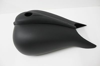 Harley Davidson 6 Gallons Stretched Tank Shrouds & Dash Panel For Tourings 08-17