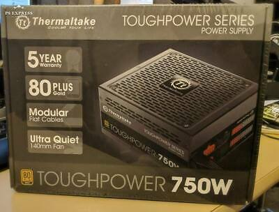 Thermaltake toughpower power supply 750w