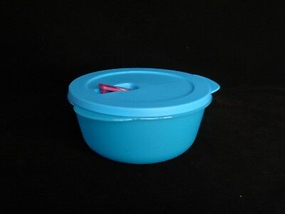 FREE SHIP Tupperware CrystalWave PLUS 6.25 Cup/1.5 L Round on go microwave NEW