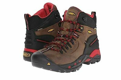 562d41e5ba5 NEW IN BOX KEEN Mens Pittsburgh Steel Toe Waterproof Leather Work Boots  1007024