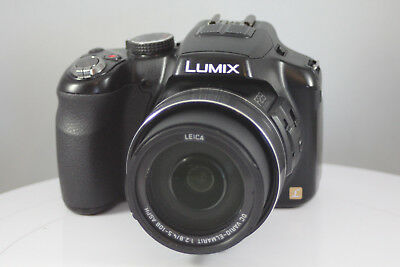 Panasonic Lumix FZ200 Digitalkamera incl. Garantie, Digital camera with warranty