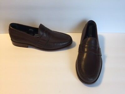 636fdbbdd78 COLE HAAN AIR Monroe Penny Loafer 3m DS Size 10 Lunargrand Silver ...