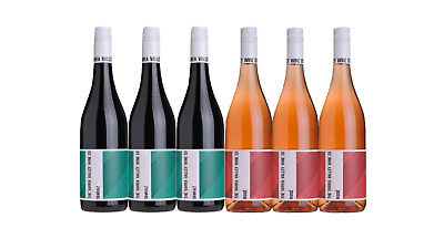 Mixed The Yarra Wine Pack 5-Star Winery 6x750mL - FREE SHIPPING