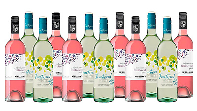 Fruitwood Mixed Wine Pack 12x750ml - FAST & FREE SHIPPING