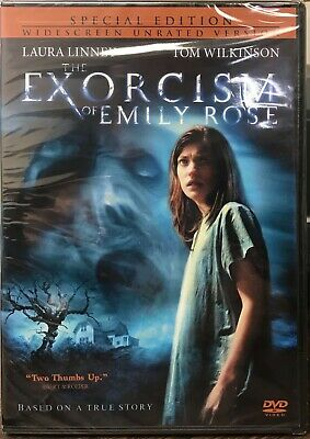 The Exorcism of Emily Rose (DVD, 2005, Special Edition, Unrated) NEW SEALED