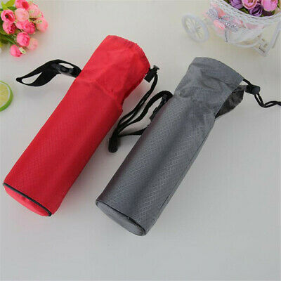 Insulated Thermal Cooler Lunch Box Tote Picnic Storage Bag Bottle Case shan