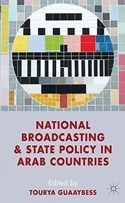 National Broadcasting and State Policy in Arab Countries, Very Good Books