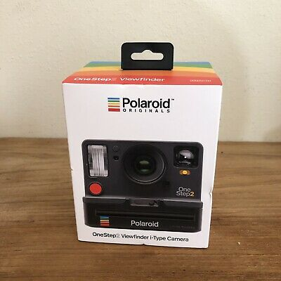 Polaroid Originals OneStep 2 Viewfinder i-Type Instant Camera Graphite NEW