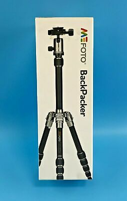 MeFOTO BackPacker A0350Q0TA Travel Tripod Kits - Titanium #4228