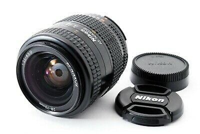 """NEAR MINT+"" Nikon AF Nikkor 28-70mm f/3.5-4.5 D Standard Zoom Lens Japan A1138"