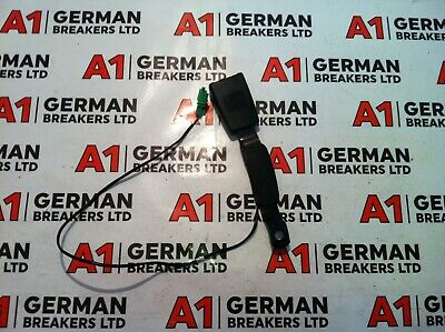 Vw Polo Mk5 6C 2009-2016 Passenger Left Front Seat Belt Buckle 6R0857755D