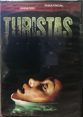 Turistas (DVD, 2007, Unrated) NEW SEALED