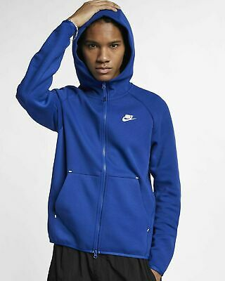 3e11f91e402c NIKE TECH FLEECE Full Zip Hoodie Men s Us Size 2Xl Style   928483 ...