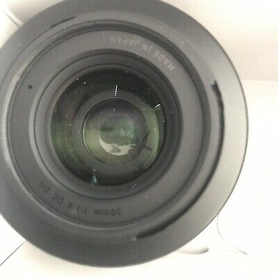 Sigma 30mm F1.4 DC DN Sony E mount (Excellent Condition) - Hardly Used