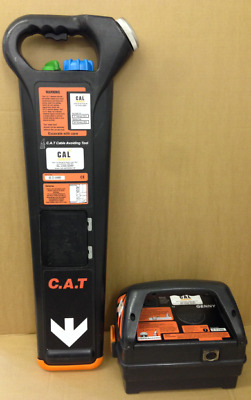 Radiodetection C.A.T Cable Locator & Genny Certificated