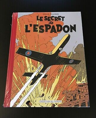 Sous Cello * Jacobs * Blake Et Mortimer * Le Secret De L'espadon * Millesimes T1