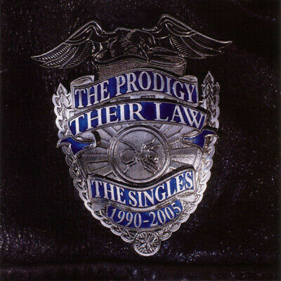 The Prodigy Their Law The Singles 1990-2005 EXCELLENT CONDITION