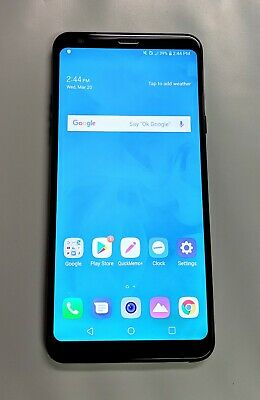 LG - STYLO 4 - Q710 - 32GB - GSM & CDMA Unlocked - WON'T READ SIM CARD -  488712