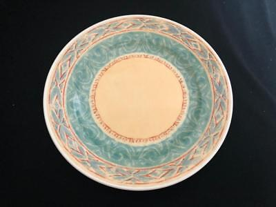 """Churchill  Malang Ports Of Call By Jeff Banks Salad Plate 8.2"""" Diameter"""