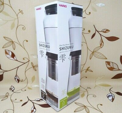 Hario Coffee Water Dripper Slow Drip Brewer Drop SBS-5B Shizuku
