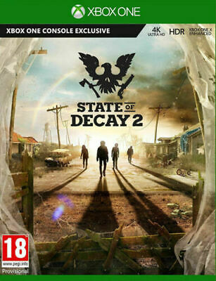 State Of Decay 2 (Xbox One Game) *VERY GOOD CONDITION*