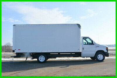 2012 Ford E350 16ft Box Truck - Starting Bid ONE DOLLAR! - Wholesale Pricing!