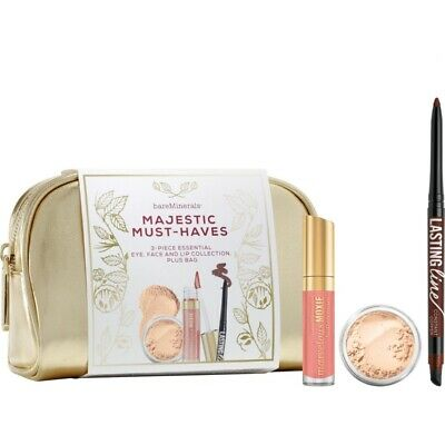 Bare Minerals Make Up Set Majestic Must Haves