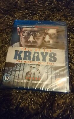 Fall Of The Krays [Blu-ray] [2016] New and Sealed