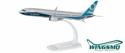 Herpa Wings Boeing (House Colors) Boeing 737 MAX 9 - N7379E 611824 Snap-Fit