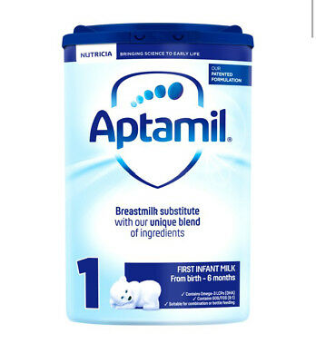 Aptamil 1 Breast milk Substitute with our unique blend of ingredients