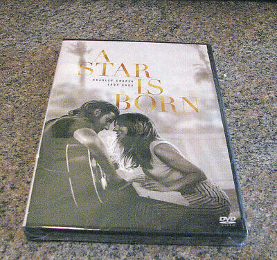 A Star is Born (DVD, 2019) ~ A GREAT MOVIE~ WITH BRADLEY COOPER LADY GAGA~