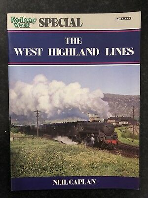 Railway World Special Edition West Highland Lines
