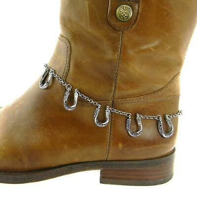 New 5-Horse Shoe Boot Chain BOT161108-01 Jewellery Montana West
