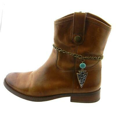 New Arrow Head Boot Chain - BOT180315-02 Jewellery Montana West