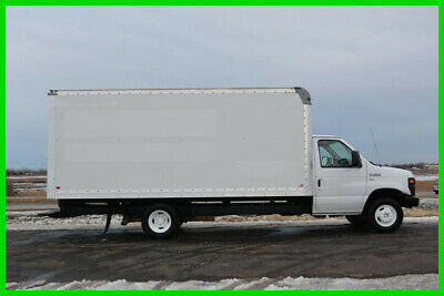 2012 Ford E-350 16ft Box Truck - Excellent Low Mileage!!!