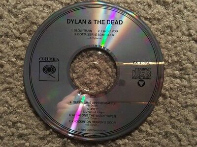 Grateful Dead : Dylan & The Dead CD Only Replacement Disc Only